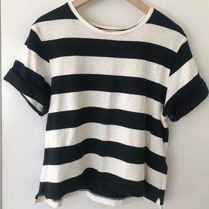 Kate Spade striped shirt